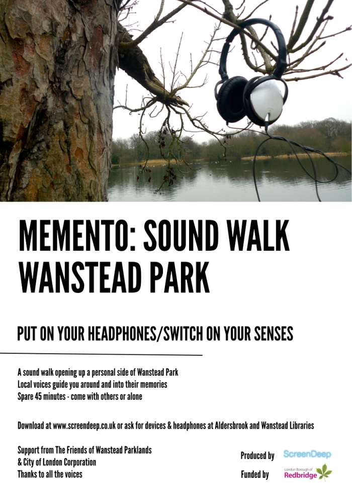 WEB Wanstead Park Flyer